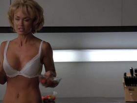 Келли Карлсон секси, Джессика Коллинз секси - Части тела s06e08 (2010) #5