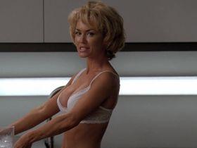 Келли Карлсон секси, Джессика Коллинз секси - Части тела s06e08 (2010) #6