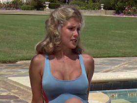 Линда Блэр секси - Роллер Буги (1979) #3