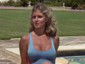 Линда Блэр секси - Роллер Буги (1979)