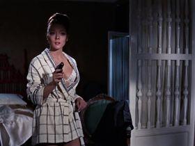 Дайана Ригг секси - На секретной службе ее Величества (1969) #1