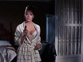 Дайана Ригг секси - На секретной службе ее Величества (1969)