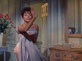 Джоан Коллинз секси - Собирайтесь вокруг флага, ребята! (1958) #5