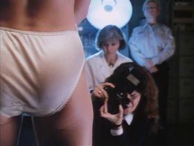 Барбара Херши секси - Убийство в маленьком городе (1990) #2