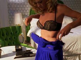 Мини Анден секси, Ивонн Страховски секси - Чак s03e02 (2010) #11