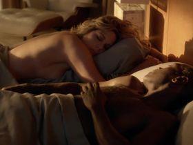 Мэри МакКормак секси - Обитель лжи s04e03 (2015)
