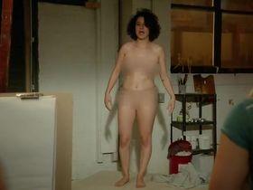 Илана Глейзер голая - Брод Сити s02e03 (2014) #2