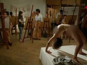 Илана Глейзер голая - Брод Сити s02e03 (2014) #6