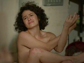 Илана Глейзер голая - Брод Сити s02e03 (2014) #7