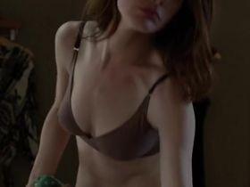 Мишель Докери секси - Хорошее поведение s01e07 (2016)