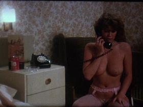 Линзи Дрю голая - Американский оборотень в Лондоне (1981)
