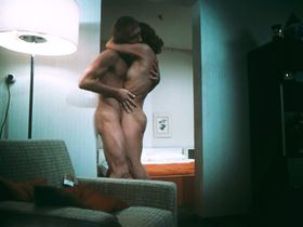 Ursula Blauth голая, Ине Вин голая, Carry Tefsen голая - Грустный фильм (1971)