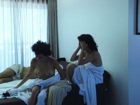 Themis Memoria голая, Milena Pitombeira голая - O Amor Nunca Acaba (2012) #2