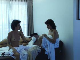 Themis Memoria голая, Milena Pitombeira голая - O Amor Nunca Acaba (2012) #3