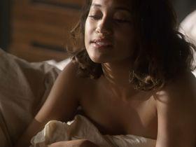 Сидни Парк секси,  Эшли Мелисса Райт секси - Милые обманщицы: Перфекционистки s01e01 (2019) #2