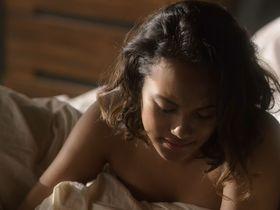 Сидни Парк секси,  Эшли Мелисса Райт секси - Милые обманщицы: Перфекционистки s01e01 (2019) #3