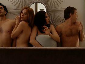 Хульета Диас секси, Карла Петерсон секси - 2+2 (2012) #18