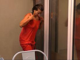 Мило Муаре голая, Сара Керн голая - Promi Big Brother (2017) #2