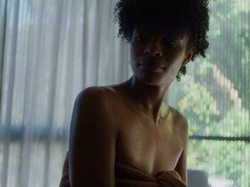Ванеза Оливейра секси, Аманда Магалхаес секси, Таис Лаго секси - Три процента s04e01 (2020) #7