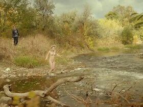Ольга Турчак голая - Смотри как я (2020)