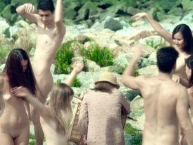 Tanya Wedel голая, Leni Speidel голая - Voyage (2013) #8