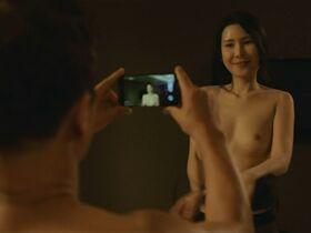 Se-ah Han голая, Yoon Ji-min голая - Тайный роман (2014) #19