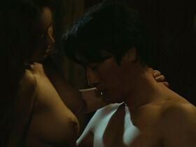 Se-ah Han голая, Yoon Ji-min голая - Тайный роман (2014) #32