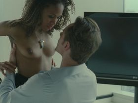 Николь Бахари голая — Стыд (2011)