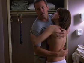 Аманда Пит секси — Девять ярдов 2 (2004)