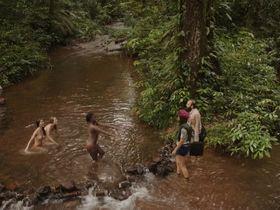 Вимала Понс голая — Закон джунглей (2016) #2