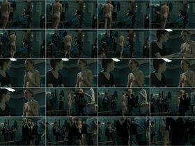 Меган Дикинсон голая - Плоть и кости s01e01 (2015) #2