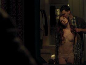 Эмили Тайра голая - Плоть и кости s01e04 (2015)