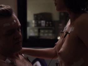 Лиззи Каплан голая - Мастера секса s01e07 (2013)