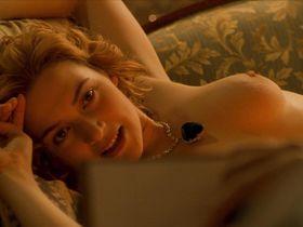 Кейт Уинслет голая — Титаник (1997) #2