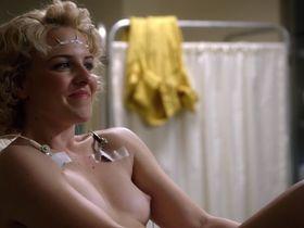 Лиззи Каплан голая, Хелен Йорк голая - Мастера секса s01e06 (2013) #2