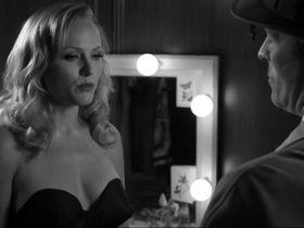 Малин Акерман секси — Отель «Нуар» (2012)